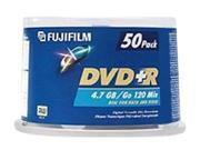 FUJIFILM 700MB 48X CD-R Inkjet Printable 50 Packs Media Model 600002931