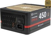 Thermaltake Toughpower DPS G 450W Digital TPG-0450DPCGUS-G ATX 12V V2.31 & SSI EPS 12V 2.92 Standard 80 plus GOLD certified Full Modular Cables Active PFC Power Supply Intel Haswell Ready