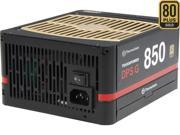 Thermaltake Toughpower DPS G 850W Digital SLI/CrossFire Ready ATX12V v2.31/SSI EPS v2.92 80 PLUS GOLD Certified 7 Year Warranty Full Modular Active PFC Power Supply Haswell Ready PS-TPG-0850DPCGUS-G