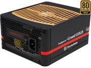 Thermaltake Toughpower Grand PS-TPG-1200FPCGUS-1 1200W ATX 12V V2.3 & EPS 12V 80 PLUS GOLD Certified 7 Year Warranty Full Modular Active PFC Power Supply Haswell Ready