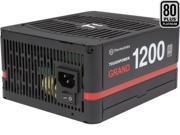 Thermaltake Toughpower PS-TPG-1200FPCPUS-P 1200W ATX12V / EPS12V SLI Ready CrossFire Ready 80 PLUS PLATINUM Certified Full Modular Active PFC Power Supply
