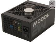 Cooler Master Silent Pro M2 - 1000W Power Supply with 80 PLUS Silver Certification and Semi-Modular Cables