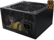 Rosewill ARC-M550, ARC Series 550W Modular Power Supply, 80 PLUS Bronze Certified, Single +12V Rail, Intel 4th Gen CPU Ready, SLI & CrossFire Ready