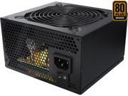 Rosewill ARC 650 Continuous 650W@40 C degree ATX12V v2.31 & EPS12V v2.92 SLI Non-Modular Active PFC 80 PLUS BRONZE Certified Power Supply
