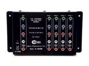C2G 41065 4-Output Component Video + Audio Distribution Amplifier