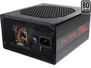 IN WIN Classic C750W 750W ATX12V V2.4 / EPS12 V2.92 SLI Ready CrossFire Ready 80 PLUS PLATINUM Certified Full Modular Active PFC ( > 0.9) PFC Power Supply