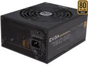 EVGA SuperNOVA 750 G2 220-G2-0750-XR 750W ATX12V / EPS12V SLI Ready 80 PLUS GOLD Certified Full Modular Power Supply Intel 4th Gen CPU Compatible 10 Year Warranty