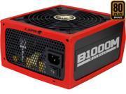 LEPA MaxBron B1000-MB 1000W ATX CrossFire Ready 80 PLUS BRONZE Certified Active PFC Power Supply
