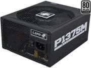 LEPA P1375-MA 1375W ATX12V / EPS12V SLI Ready CrossFire Ready 80 PLUS PLATINUM Certified Full Modular Active PFC Power Supply