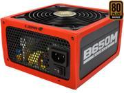 LEPA B650-MB 650W ATX12V / EPS12V SLI Ready CrossFire Ready 80 PLUS BRONZE Certified Modular Active PFC Power Supply
