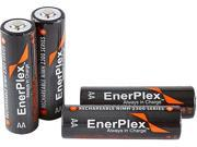 EnerPlex AC4XAA 4-pack AA Ni-MH Rechargeable Batteries