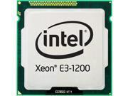 Intel Xeon E3-1230 V3 Haswell 3.3GHz LGA 1150 80W CM8064601467202 Server Processor