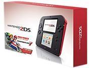 Nintendo Nintendo 2DS - Crimson Red w/Mario Kart 7