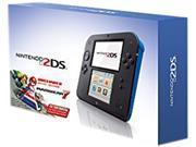 Nintendo Nintendo 2DS- Electric Blue w/Mario Kart 7