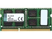 HyperX 8GB 204-Pin DDR3 SO-DIMM DDR3 1600 (PC3 12800) Laptop Memory Model KAS-N3CL/8G