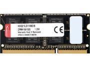HyperX Impact 8GB 204-Pin DDR3 SO-DIMM DDR3L 2133 (PC3L 17000) Laptop Memory Model HX321LS11IB2/8