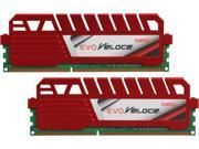 GeIL EVO VELOCE 8GB (2 x 4GB) 240-Pin DDR3 SDRAM DDR3 1866 (PC3 14900) Desktop Memory Model GEV38GB1866C9DC