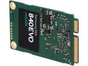 SAMSUNG 840 EVO MZ-MTE120BW mSATA 120GB SATA III TLC Internal Solid State Drive (SSD)