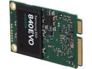 SAMSUNG 840 EVO MZ-MTE500BW mSATA 500GB SATA III TLC Internal Solid State Drive (SSD)