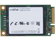 Manufacturer Recertified Crucial M4 CT128M4SSD3 128GB Mini-SATA (mSATA) MLC Internal Solid State Drive (SSD)