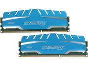 Crucial Ballistix Sport 8GB (2 x 4GB) 240-Pin DDR3 SDRAM DDR3 1600 (PC3 12800) 512Meg x 64 Memory Model BLS2K4G3D169DS3J