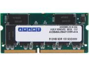 AllComponents 512MB 144-Pin SO-DIMM PC 133 Laptop Memory Model ACSO133X64/512