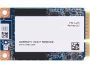 Intel 525 Series SSDMCEAC030B301 30GB Mini-SATA (mSATA) MLC Internal Solid State Drive (SSD)