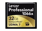 Lexar Professional 32 GB CompactFlash (CF) Card