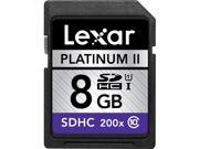 Lexar Platinum II 8 GB Secure Digital High Capacity (SDHC)