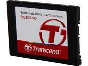 """Transcend SSD340 TS64GSSD340 2.5"""" 64GB SATA III MLC Internal Solid State Drive (SSD)"""