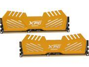 ADATA XPG V2 8GB (2 x 4GB) 240-Pin DDR3 SDRAM DDR3 2400 (PC3 19200) Desktop Memory Model AX3U2400W4G11-DGV