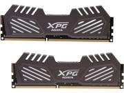 ADATA XPG V2 16GB (2 x 8GB) 240-Pin DDR3 SDRAM DDR3 2400 (PC3 19200) Desktop Memory Model AX3U2400W8G11-DMV