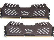 ADATA XPG V2 16GB (2 x 8GB) 240-Pin DDR3 SDRAM DDR3 2600 (PC3 20800) Desktop Memory Model AX3U2600W8G11-DMV