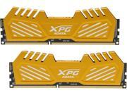 ADATA XPG V2 8GB (2 x 4GB) 240-Pin DDR3 SDRAM DDR3 2800 (PC3 22400) Desktop Memory Model AX3U2800W4G12-DGV