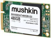 Mushkin Enhanced Atlas Series MKNSSDAT480GB-G2 mSATA 480GB SATA III Internal Solid State Drive (SSD)