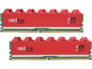 Mushkin Enhanced Redline 16GB (2 x 8GB) 288-Pin DDR4 SDRAM DDR4 3000 (PC4-24000) Memory (Desktop Memory) Model 997205F