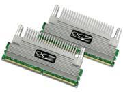 OCZ Flex XLC 2GB (2 x 1GB) 240-Pin DDR2 SDRAM DDR2 800 (PC2 6400) Dual Channel Kit Desktop Memory Model OCZ2FX800C42GK