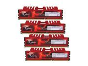 G.SKILL Ripjaws X Series 32GB (4 x 8GB) 240-Pin DDR3 SDRAM DDR3 1600 (PC3 12800) ...