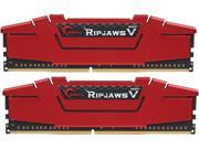 G.SKILL Ripjaws V Series 32GB (2 x 16GB) 288-Pin DDR4 SDRAM DDR4 2400 (PC4 ...