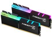 G.SKILL TridentZ RGB Series 16GB (2 x 8GB) 288-Pin DDR4 SDRAM DDR4 2400 (PC4 ...