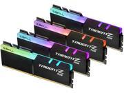 G.SKILL TridentZ RGB Series 32GB (4 x 8GB) 288-Pin DDR4 SDRAM DDR4 3600 (PC4 ...