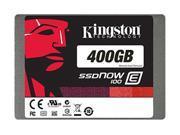 "Kingston SSDNow E100 400GB 2.5"" SATA III Enterprise Solid State Drive SE100S37/400G"