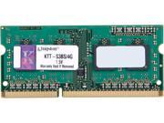 Kingston 4GB 204-Pin DDR3 SO-DIMM DDR3 1333 System Specific Memory Model KTT-S3BS/4G