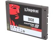 "Kingston SS200S3/30G 2.5"" 30GB SATA III Internal Solid State Drive (SSD)"
