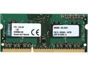 Kingston 4GB 204-Pin DDR3 SO-DIMM DDR3L 1600 (PC3L 12800) Laptop Memory Model KTD-L3CL/4G