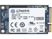 Kingston SMS200S3/120G 120GB Mini-SATA (mSATA) MLC