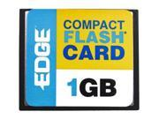 EDGE Tech 1GB Compact Flash (CF) Flash Card Model EDGDM-188993-PE