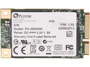 Plextor M5M PX-256M5M 256GB Mini-SATA (mSATA) MLC Internal Solid State Drive (SSD)