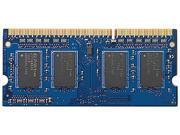 HP 8GB 204-Pin DDR3 SO-DIMM DDR3 1600 (PC3 12800) Laptop Memory Model B4U40AA