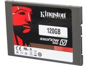 "Kingston  SSDNow V300 Series  SV300S3D7/120G  2.5""  120GB  SATA III  Internal Solid State Drive (SSD) Desktop Bundle Kit - Retail"